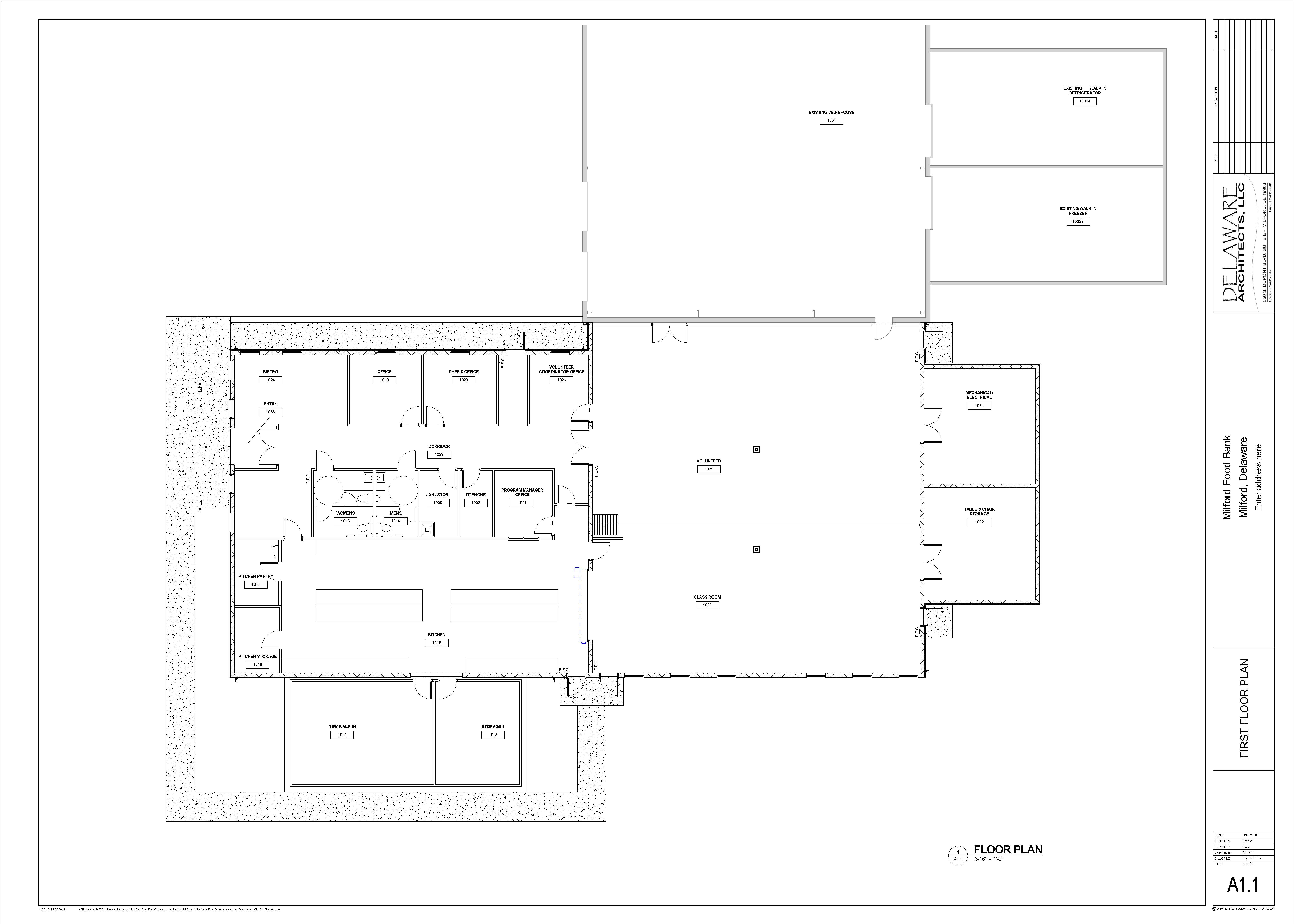 building plans wood bank