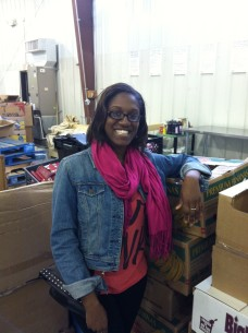 Jazmin volunteer spotlight