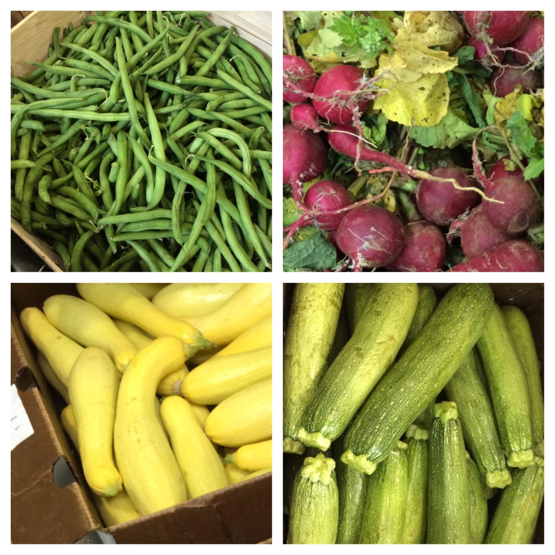CSA program provides fresh, local produce