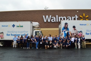 Walmart team