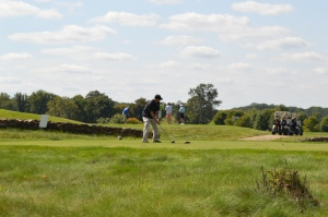 Golf compressed