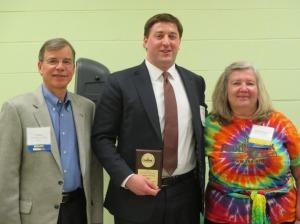 Legislator of the Year: State Senator Bryan Townsend