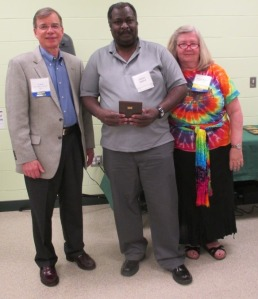 Volunteer of the Year: James Buford